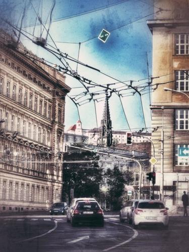 Brno Street View