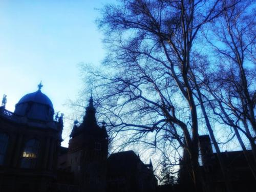 Budapest Twilight