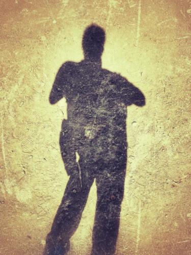 Shadow `selfie