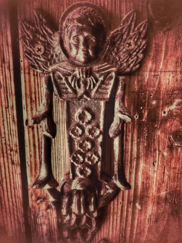 Door Design - Pernstejn Castle